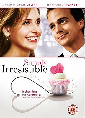 Simply Irresistible   DVD  (Brand New) Sarah Michelle Gellar  Buffy