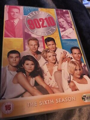 Beverly Hills 90210 - Complete Season 6 (DVD, 2009, 7-Disc Set, Box Set)