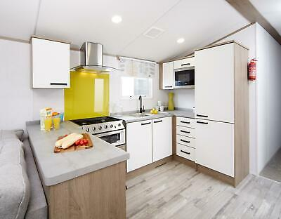 Brand new static caravan holiday home Paignton Devon South West