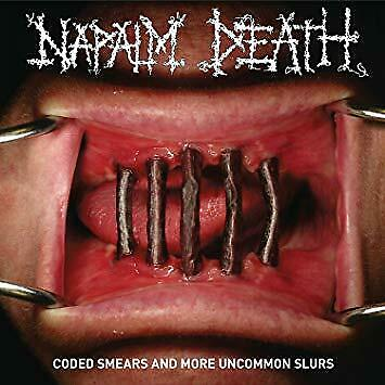Napalm Death - Coded Smears And Mor - ID4z - CD - New