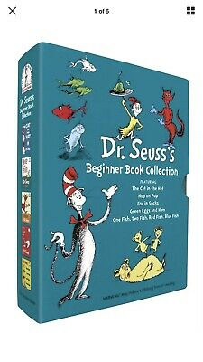 Dr. Seuss's Beginner Book Collection by Seuss Hardcover Box set United States