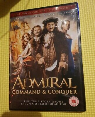 The Admiral - Command and Conquer DVD