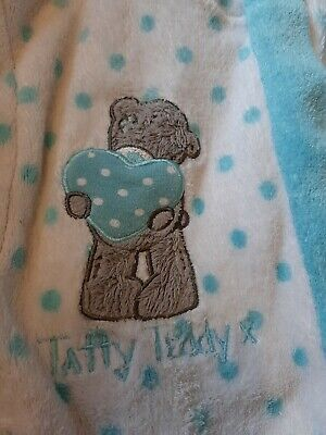 Tatty Teddy Dressing gown Age 9/10