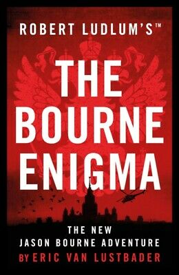 ROBERT LUDLUMS THE BOURNE ENIGMA, Lustbader, Eric van