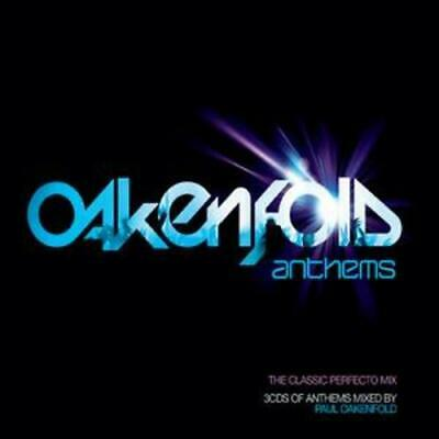 Various Artists : Oakenfold Anthems CD 3 discs (2008) FREE Shipping, Save £s