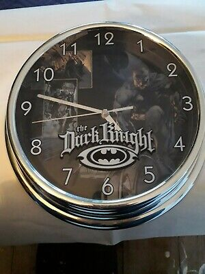 Batman The DARK KNIGHT Wall Clock