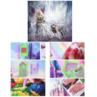 5D Diamond Painting Kits Cross-Stitching Embroidery Landscape Arts Crafts Trend