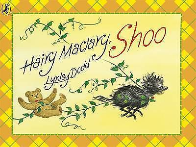 Hairy Maclary, Shoo (Hairy Maclary and Friends) by Lynley Dodd, NEW Book, FREE &