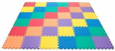 Large Play Mat Baby Kids Soft Eva Foam Jigsaw Puzzle Floor