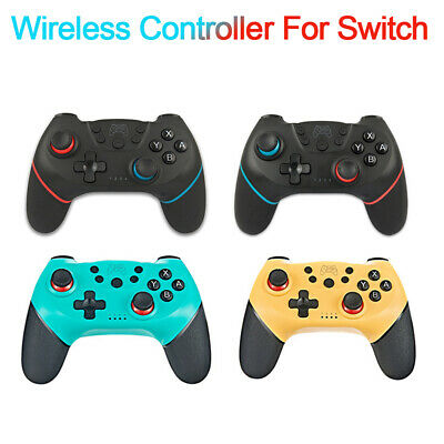 Wireless Handle Game Controller Joystick Gamepad Joypad For Nintendo Switch pro