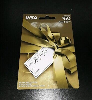 $50.00Gift Card. Ready to Use! No Additional Fees! Free Shipping!!