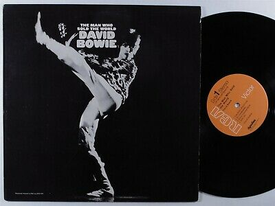 DAVID BOWIE The Man Who Sold The World RCA VICTOR LSP-4816 LP VG++ >