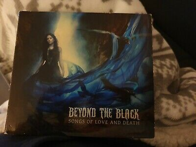 Songs Of Love And Death  (Ltd. Digipack Edt.) von Beyond The Black (2015) CD