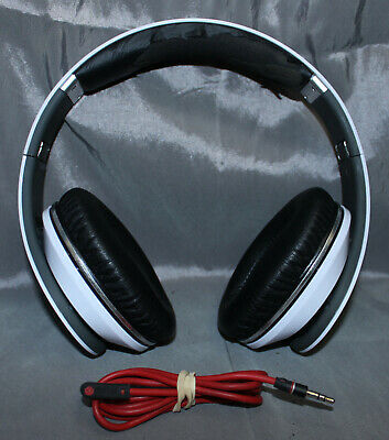 Monster Beats by Dr. Dre Studio Over-Ear Wired Headphones DEFECTIVE