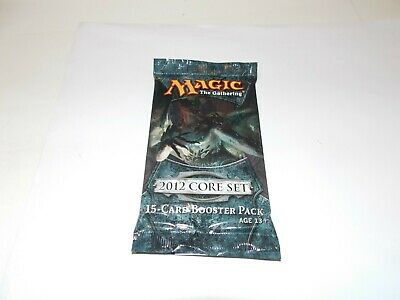 Magic The Gathering  2012 Core Set  15 Card Booster Pack