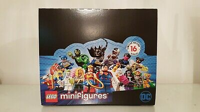 LEGO Minifigures 71026 DC SUPER HEROES SERIES SEALED BOX of 60