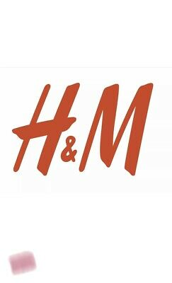 H&M Online Voucher Discount Code £5 Off £25 Purchase