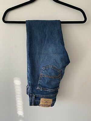Blue Unisex Hollister ( By Abercrombie & Fitch) jeans 28 X 30