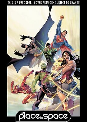(Wk08) Justice League, Vol. 3 #41B - Campbell Variant - Preorder 19Th Feb