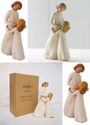 Willow Tree Mother And Daughter Figurine UK POST FREE