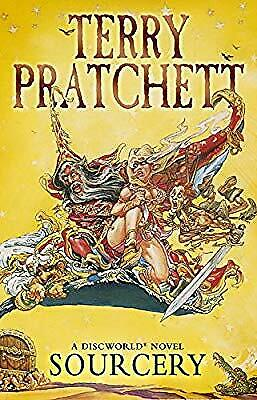 Sourcery: (Discworld Novel 5) (Discworld Novels), Pratchett, Terry, New Book