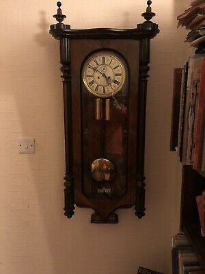 antique viena wall clocks