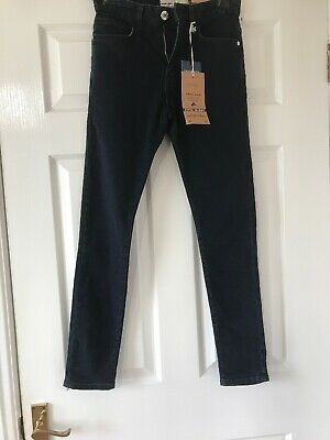 New Next Mens / Boys Super Skinny Dark Denim Jeans  Size 26 Short  £35