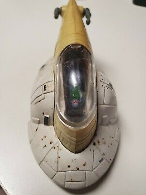 Star Wars Vintage 1980 Diecast action figure Boba Fett's Slave I 39670 Used