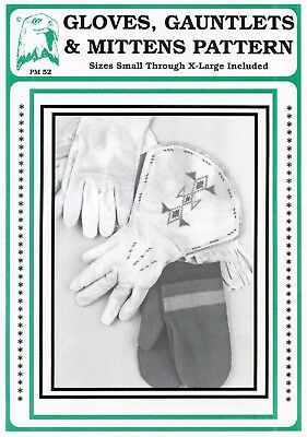 Glov-itts /& Finger-free Gloves #529 Gloves Mittens Sewing gp529 Pattern Only