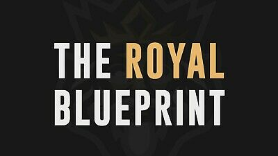 King Comm - The Royal Blueprint Value: $497.00