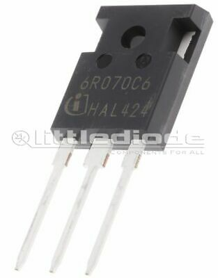IPW65R070C6 Infineon MOSFET CoolMOS™ 650V 53,3A 391W 0,07R 65C6070 855219