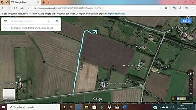 Land For Sale Camebridgeshire Along The 40Ft River