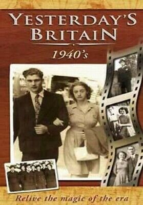 Yesterday's Britain: The 40s DVD (2004) cert E Expertly Refurbished Product