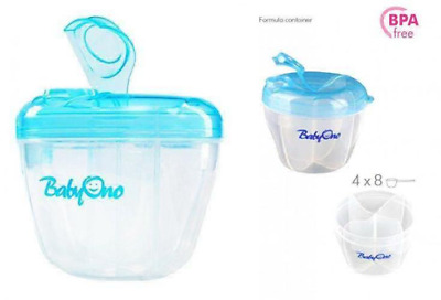 Baby Ono Formula Container (4 x 8 Scoopes, Large)
