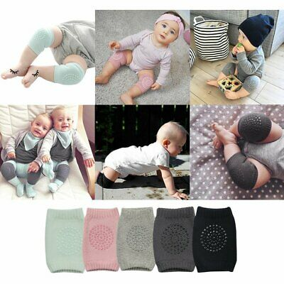 Toddler Kids Kneepad Protector Non-Slip Safety Crawling Knee Pads For Child qi
