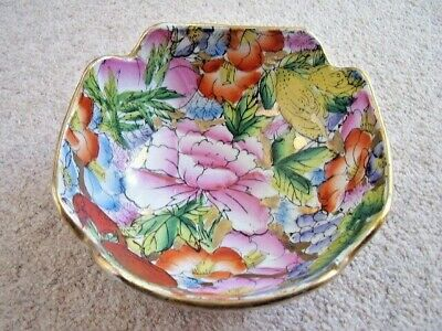Antique Chinese porcelain bowl-dish,hand painted