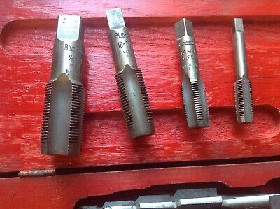 Blue-Point Spark Plug Thread Tap Set Tool