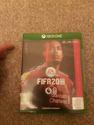 FIFA 20 - Champions Edition (Xbox One, 2019) used