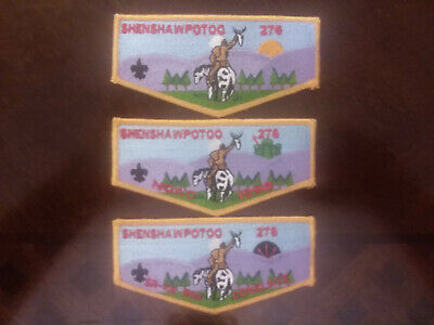 OA  LODGE 276  SHENSHAWPOTOO  REDUCED $$  LOT #311  S89  2012 SR7A CONCLAVE