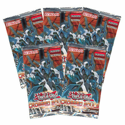2x YuGiOh Cybernetic Horizon CYHO 1st Edition Booster Box 9 Card Pack New Sealed