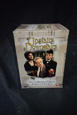 Boxed Set Of Upstairs Downstairs Series 1 thro to 5
