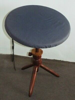 """22"""" Lacemaking pillow on tilting height adjustable wooden stand"""