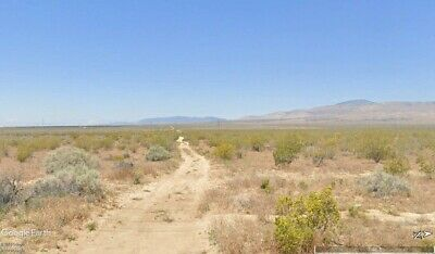 1.98 Acre Building Lot Rosamond, Kern County Southern California
