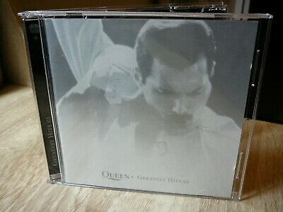 Queen+ Greatest Hits 3 CD in excellent scratchfree condition