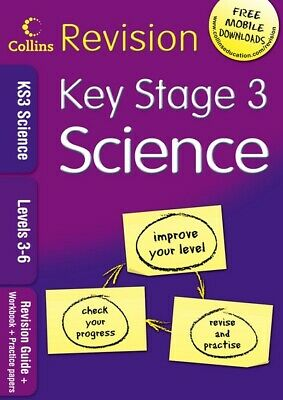 Collins revision: Key Stage 3 science. Levels 3-6 by Patricia Miller (Paperback)