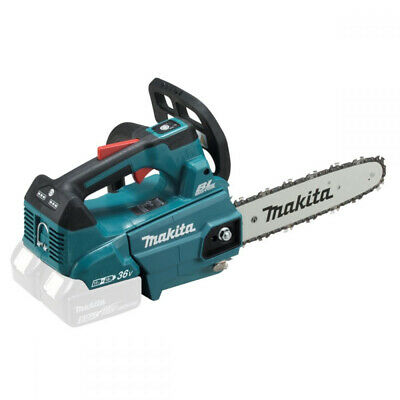 Makita DUC256Z Twin 36V Li-ion Brushless 25cm Chainsaw Body Only