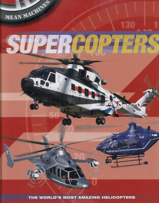 Mean machines: Supercopters by Paul Harrison (Hardback) FREE Shipping, Save £s