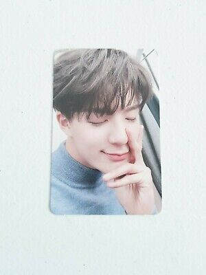 NCT DREAM ZENO Photocard - Official FANMEETING 'WINTER DREAM with NCTzen DREAM'