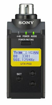 SONY Plug-on Transmitter UTX-P03