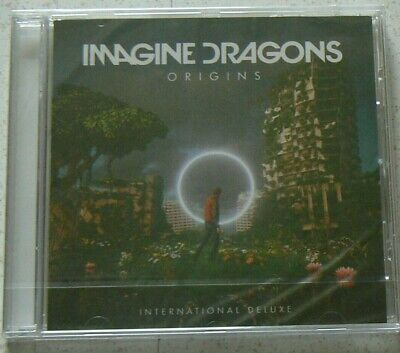 Origins - Imagine Dragons (CD) New Sealed